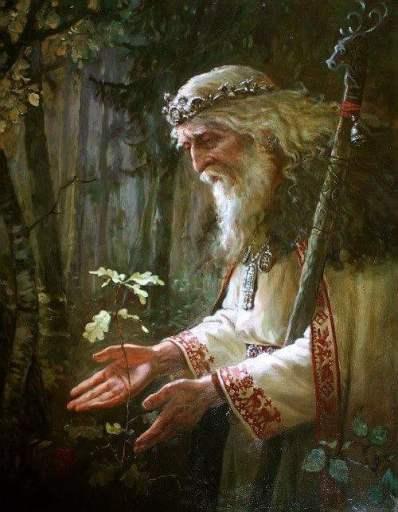 December Druid