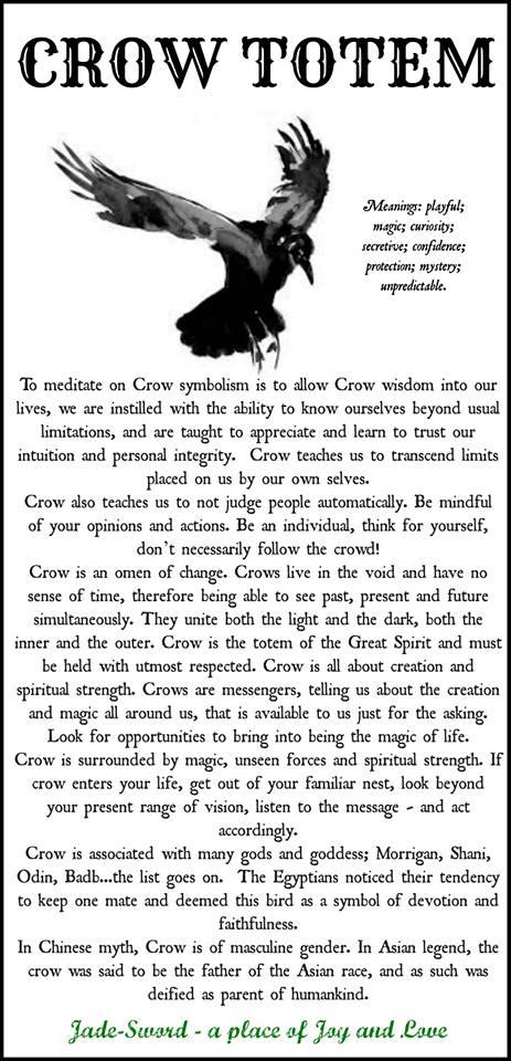 crow-totem