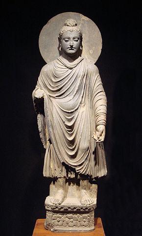 290px-Gandhara_Buddha_(tnm)